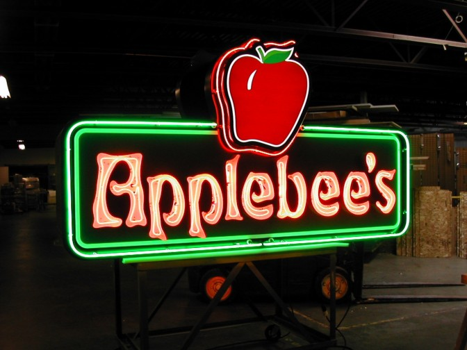 Applebee's Overnight Social Media Meltdown: A Photo Essay