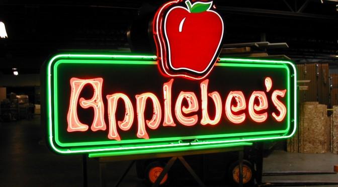 Applebee's Overnight Social Media Meltdown: A Photo Essay