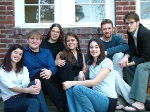 The graduating class of 2005.