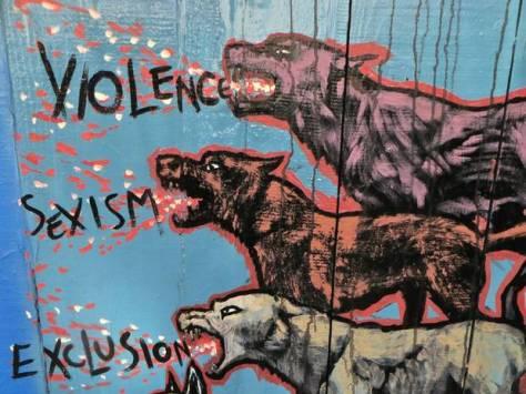 sexism-mural