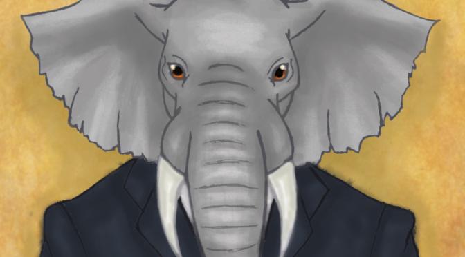 Elephant and Mouse: A Fairy Tale