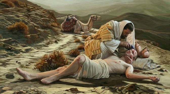 The Good Samaritan (Ministries)