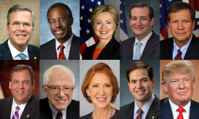The 2016 Presidential Candidates on Child and Victim/Survivor Advocacy