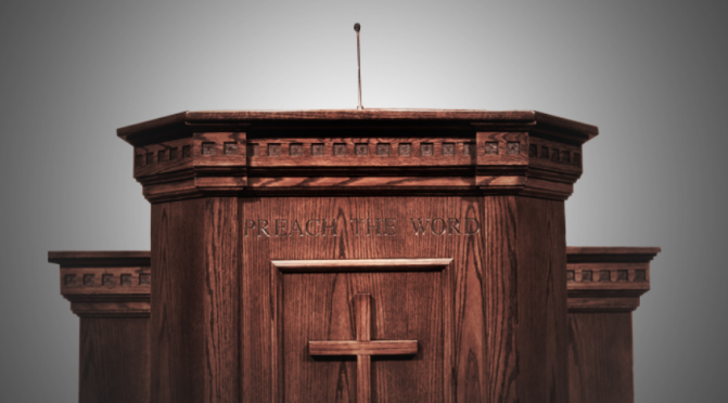 Why You Should Address Abuse from the Pulpit